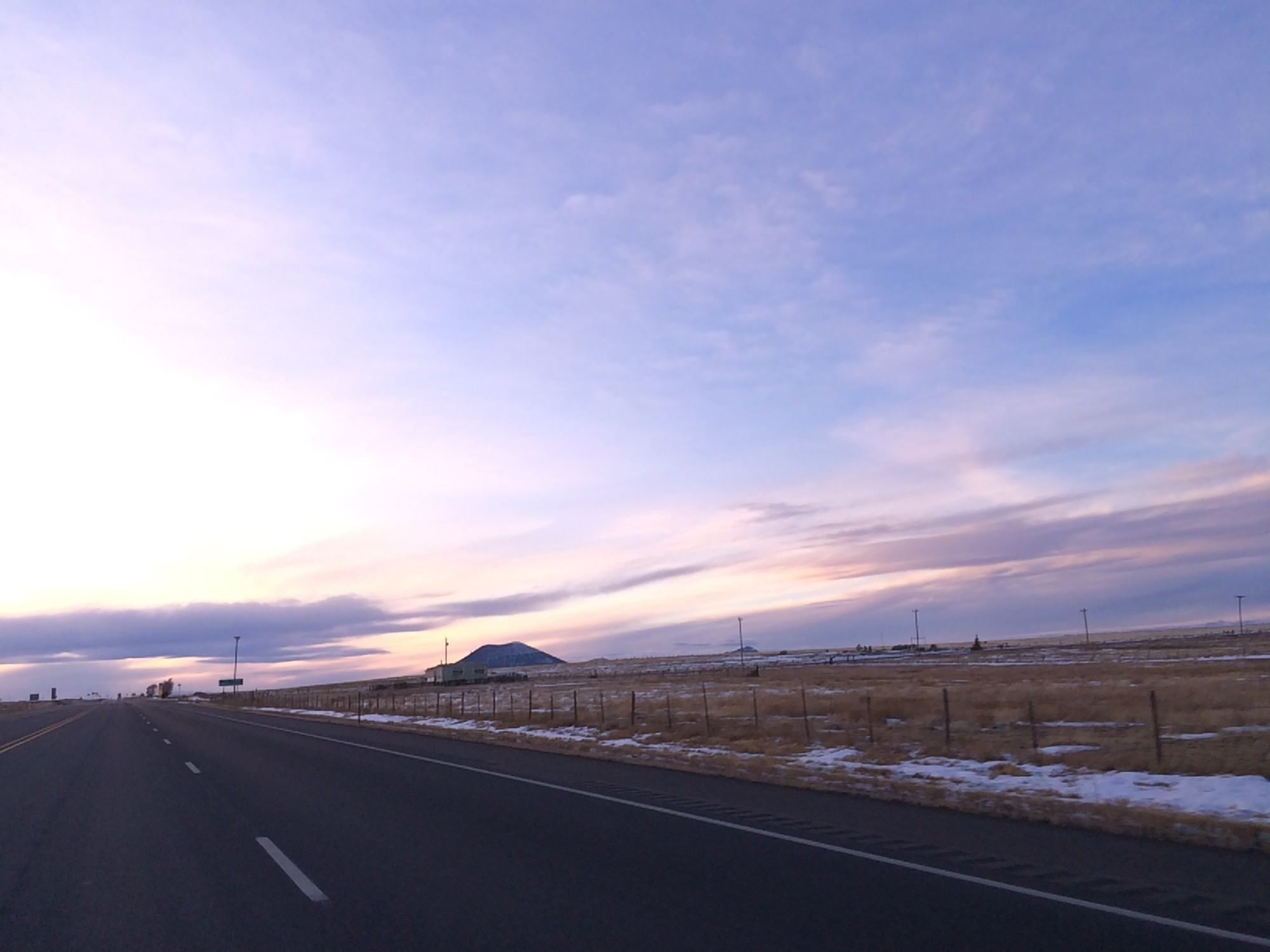 Driving in New Mexico